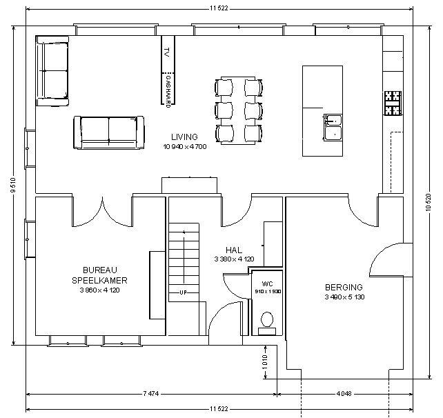 25 beste idee n over thuis plattegronden op pinterest for Huis inrichten op schaal