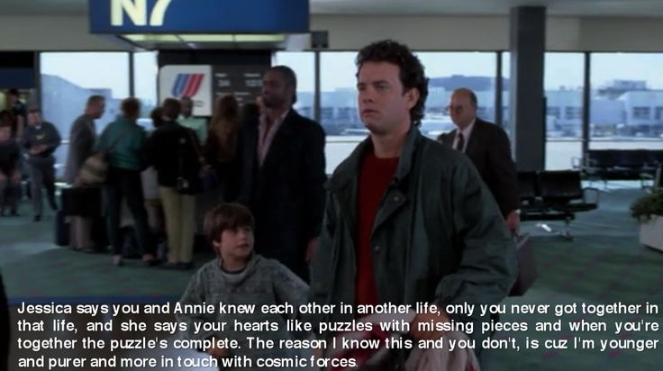 Best Movie quote ever- Sleepless in Seattle u0026quot;Jessica says ...