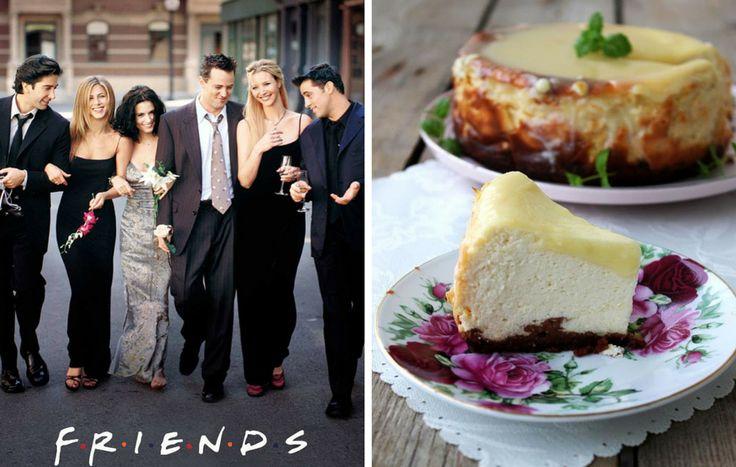 Friends cheesecake