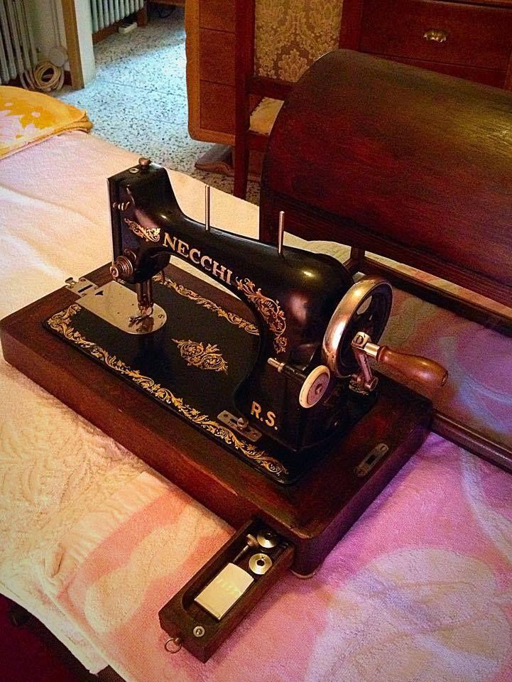 italian sewing machine