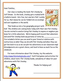 Elementary Matters: Flat Stanley, Revisited