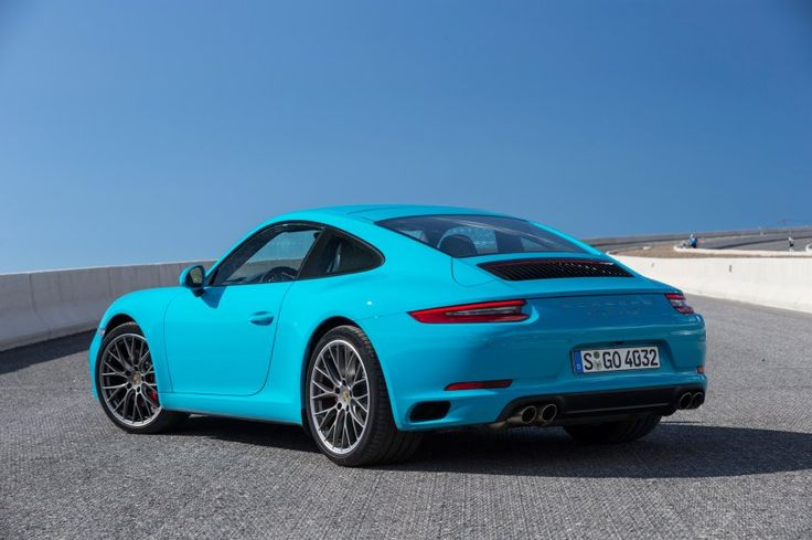 All new #Porsche Carrera 991 II