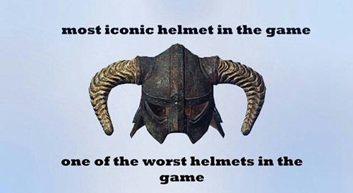 Theres one thing that bugs me about Skyrim