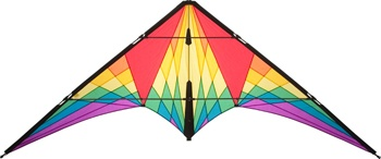 $199.99 Silent Dart 60 Retro Line Stunt Kite by HQ Kites and Kitesrus.com