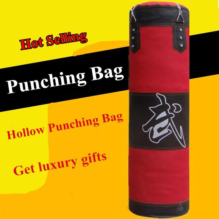 Training Fitness 100cm Boxing Bag Hook Hanging saco de boxe Kick Fight Bag Sand Punch Punching Bag Sandbag
