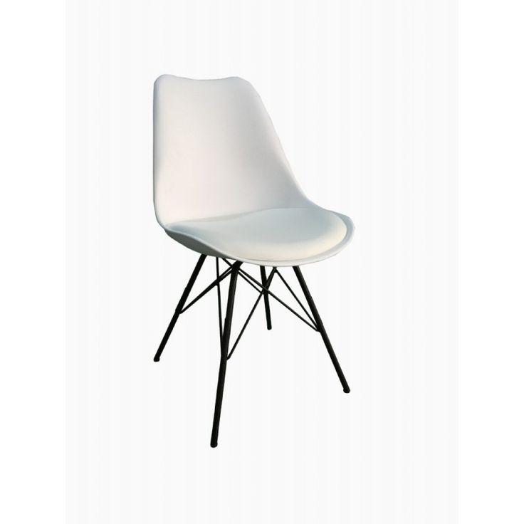 Arizona Dining Chair White