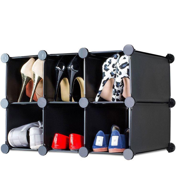 25 best ideas about shoe organiser on pinterest storage. Black Bedroom Furniture Sets. Home Design Ideas