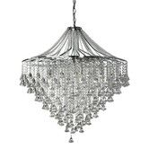 Found it at Wayfair.co.uk - Moon 7 Light Crystal Chandelier in Clear