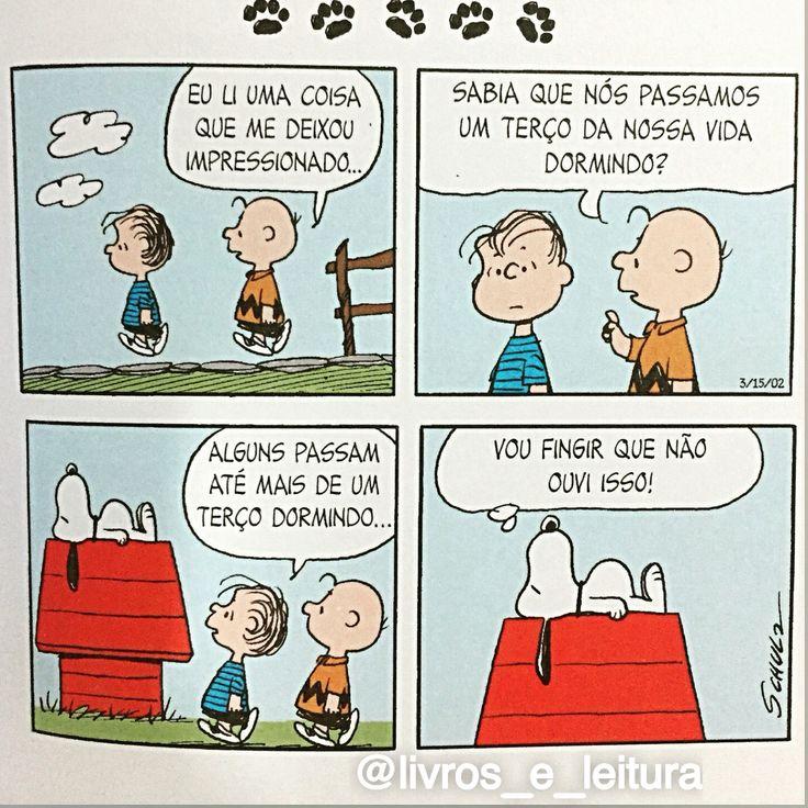 Resultado de imagem para quadrinhos do snoopy em portugues