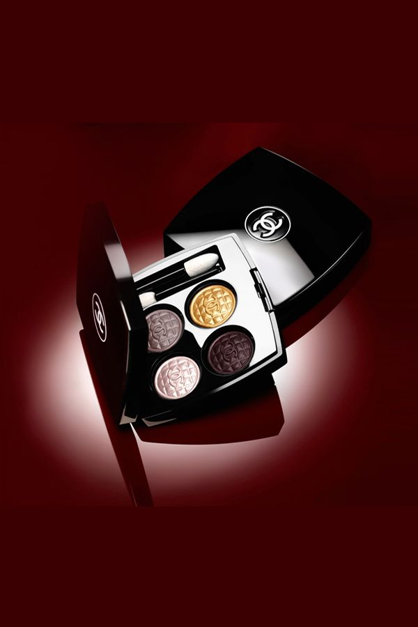 Re-VAMP your look with the new #Chanel Holiday collection #SaksBeauty