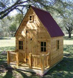 Ceder playhouses