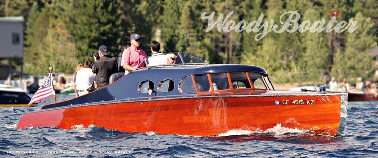 Thunderchick: Classic American, American Boats, Wood Boats, Classic Boats, Beautiful Wooden, Boat Show Craft, Wooden Boats, Harbor Wooden, Papa S Boats