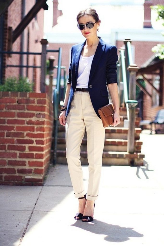 Dressing for the office is not always an easy task, and with that in mind,  we've put together some stylish outfit ideas that work in an office  environment!