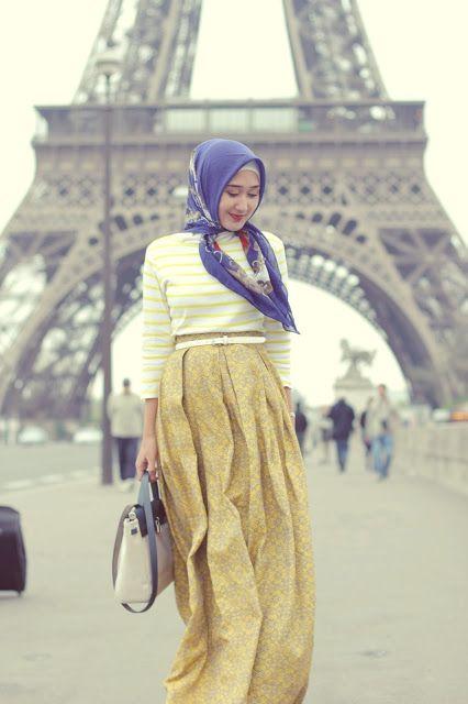 The Merchant Daughter Dian Pelangi: Paris, Je T'aime