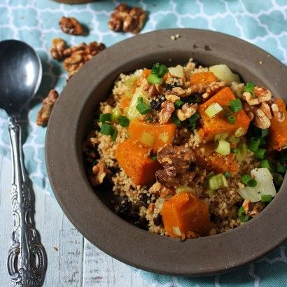 Couscous with Roasted Pumpkin and Walnut   Tasty Kitchen: A Happy Recipe Community!