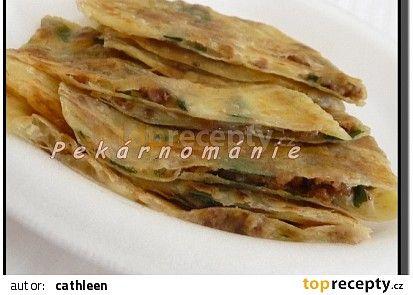Gözleme (turecké placky) recept - TopRecepty.cz