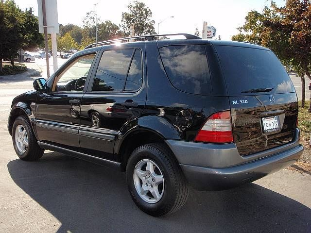 1999 Mercedes Benz Ml320 These Originally Were Fairly Well D When They Came Out There Quite A Few Problems That T