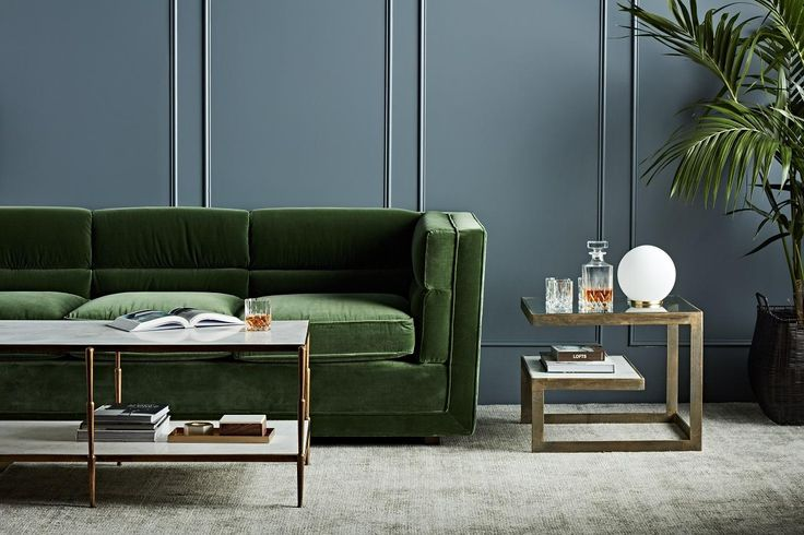 Bogart Block 3 Seater Sofa and Vionnet Collection Styling: Rebecca Simon | Photography: Mike Baker