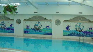 Mozaik Sanat Evi: Mozaik Sanat Evi - Çamlıca Kısıklı Evleri Mozaikle...