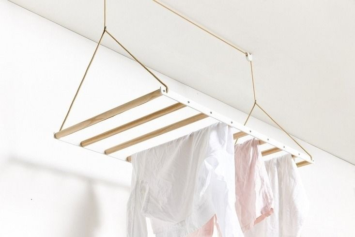 George and Willy Laundry rack
