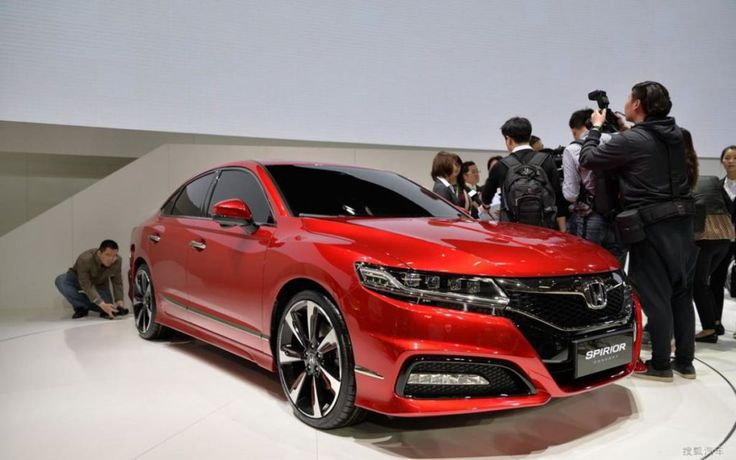 Launcing 2017 Honda Accord