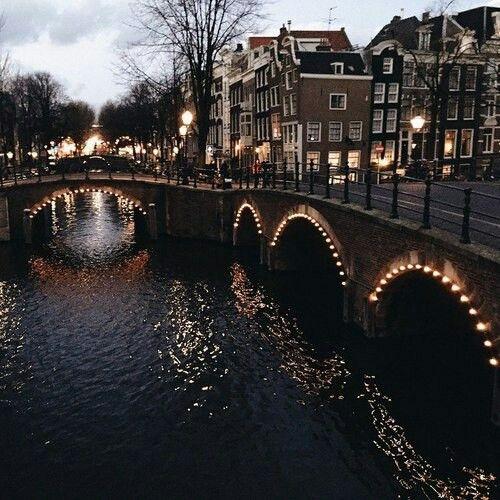 Amsterdam ××× (summer photography wallpaper)