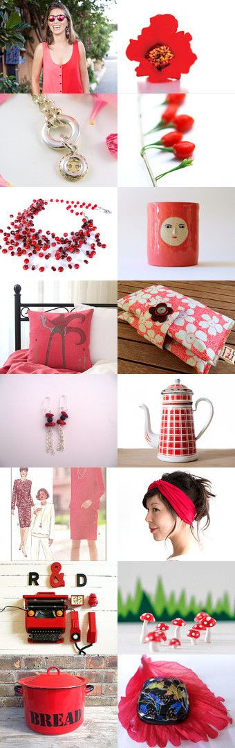 Summer passion by Alexa Brains on Etsy--Pinned with TreasuryPin.com