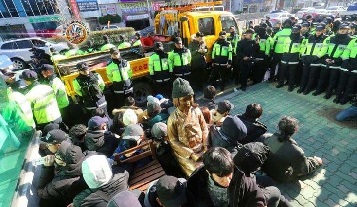 Coréia do Sul: medidas do Japão
