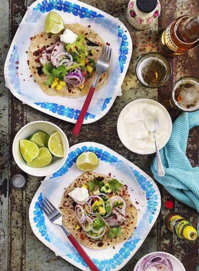 En favorit bland både stora och små. Med hemlagad salsa smakar det extra underbart!