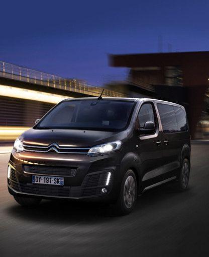 Citroën Spacetourer Business van