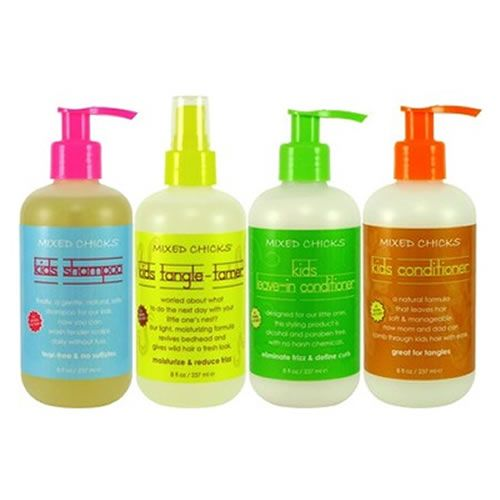 best products for biracial children's hair