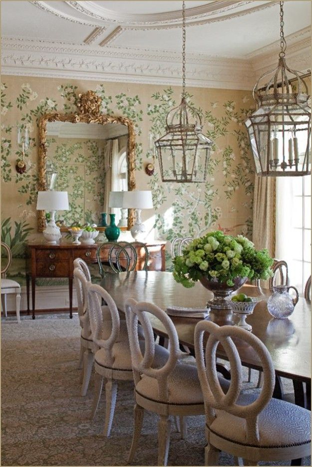 17 Best Images About Dining Rooms On Pinterest Foo Dog Atlanta Homes And La Dolce Vita