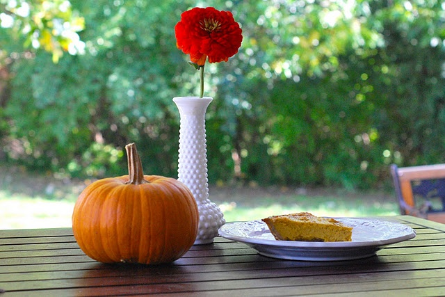 mascarpone pumpkin pie | Food: Sweets | Pinterest