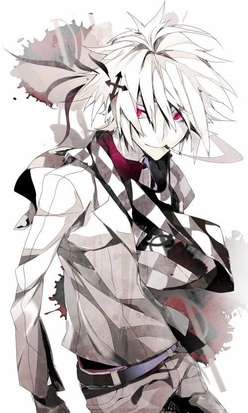 123 best images about anime boys on pinterest - Cool anime guy ...