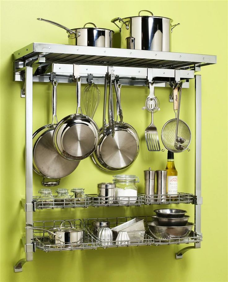 10 best pot rack images on Pinterest | Kitchens, Home ideas and ...