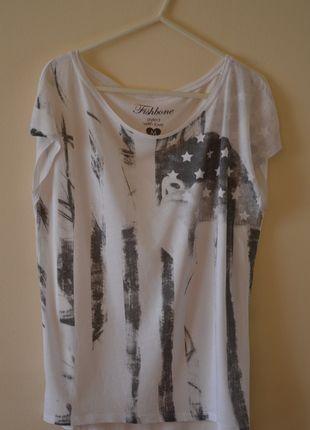 Kup mój przedmiot na #vintedpl http://www.vinted.pl/damska-odziez/bluzki-z-krotkimi-rekawami/3727444-biala-luzna-bluzka-new-yorker-m