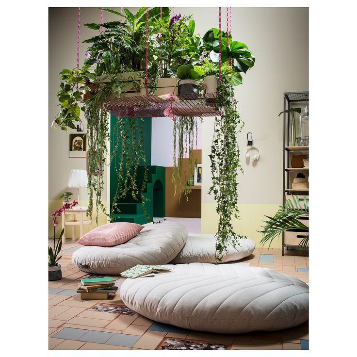 IKEA – DIHULT Pouffe Katorp natural