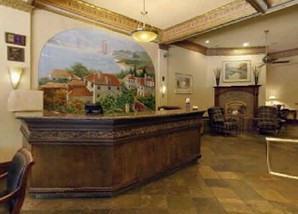 17 best images about front desk lobby on pinterest for Design hotel san francisco