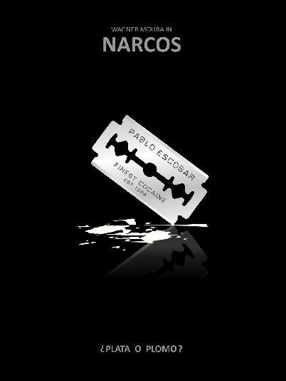 NARCOS 05 - PABLO ESCOBAR - COCAINE » Leo Romeu