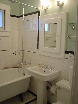 17 best images about restoring our 1920 39 s bathroom w for 1920s bathroom designs