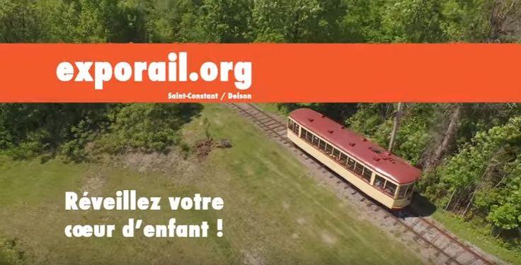 Vivre l'aventure ferroviaire au Canada | Exporail - Le musée ferroviaire canadien