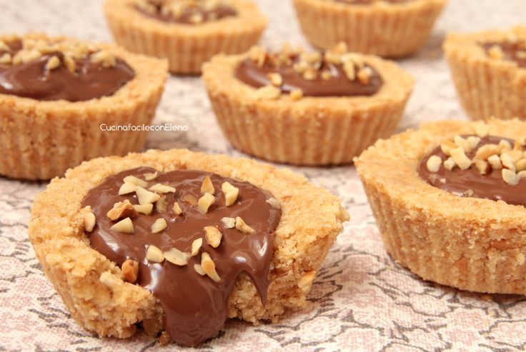 biscuits with Nutella without cooking