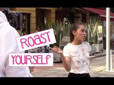 ROAST YOURSELF CHALLENGE -  RAP - Sophie Giraldo - YouTube