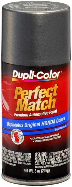 Honda Vehicles Metallic Graphite Gray Auto Spray Paint - NH91M 1985-1988: Dupli-Colors Metallic Graphite Gray Auto Touch-Up Spray Paint…
