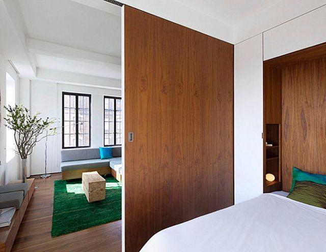 As 25 melhores ideias de paredes divis rias para quarto no - Paredes divisorias ...
