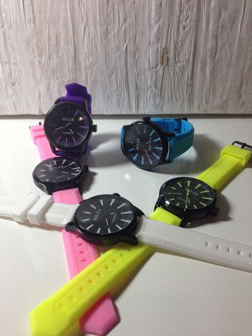 Miller Ice Watches