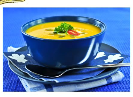 Chilled Squash Soup Great Cold Soups