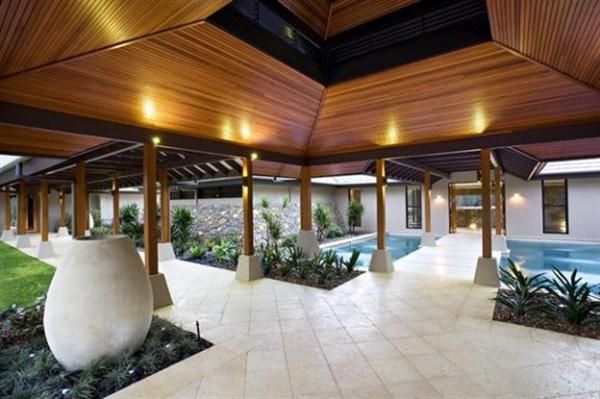 australia style luxury home design examples of the house of zen