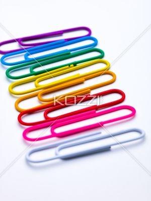 sideways paperclip row - Sideways Paperclip Row