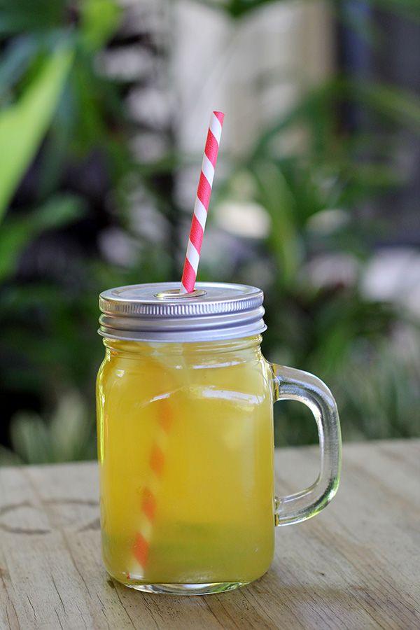 Ball Mason Handle Drinking Jar - 350ml